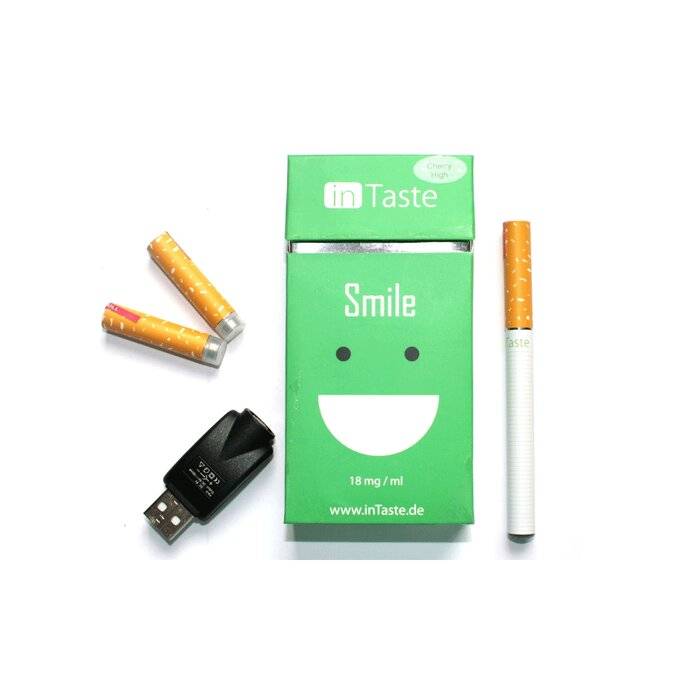 Smile Cartomizer inEnergy (5er Pack) high