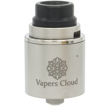 Raven v2 RDA - Finely Satinised