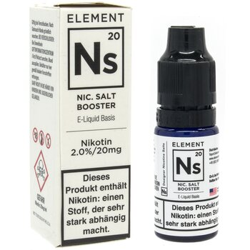 Ns20 Booster 20 mg - 65/35