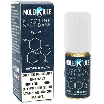 Molekule Nic Salt Shot 18 mg - 80VG/20PG