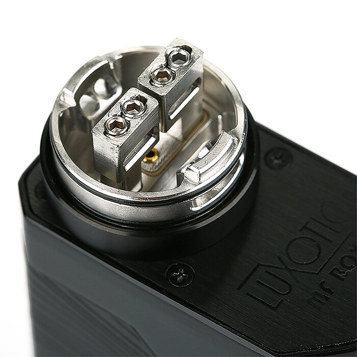 Luxotic MF mit Guillotine V2 RDA - Kit