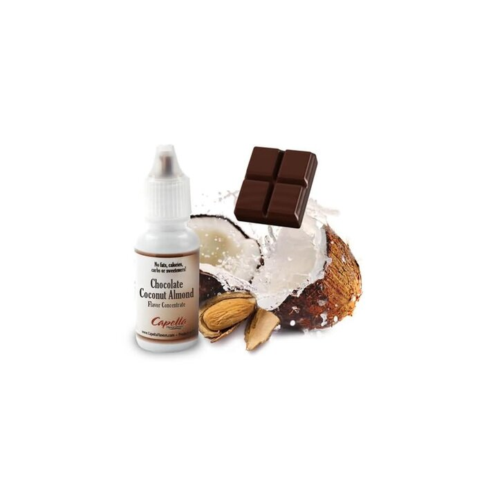 Capella Flavour - Chocolate Coconut Almond Flavour Concentrate