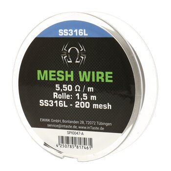 Mesh Wire - Rolle 1,5 m