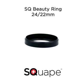 SQuape S[even] - Beauty Ring 24/22mm