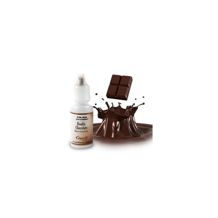 Capella Flavour - Double Chocolate Flavour Concentrate 13ml