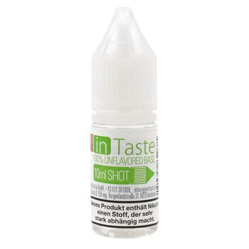 inTaste Shot - 20 mg - 70/30