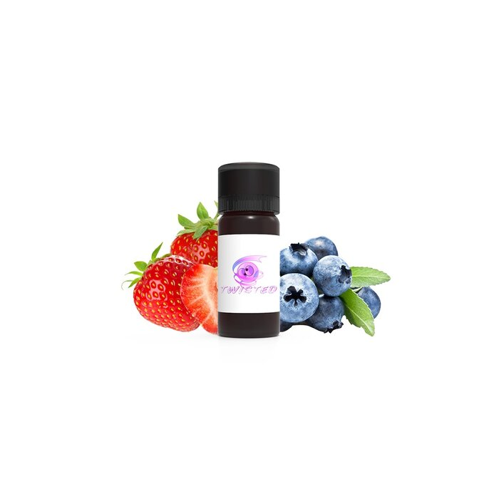 100ml Twisted Flavors Aroma Smurfberry