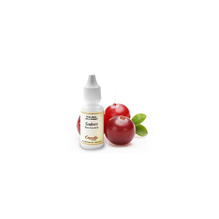 Capella Flavour - Cranberry Flavour Concentrate 13ml