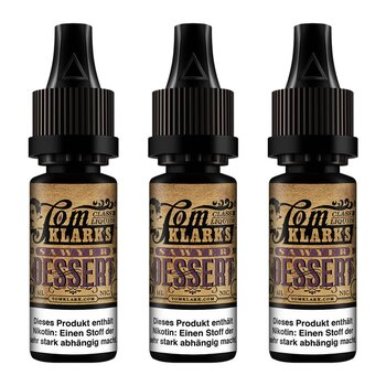 Tom Sawyer Dessert - Multipack 3x10 ml