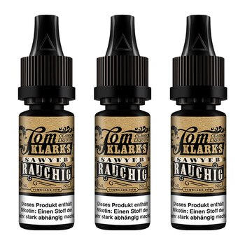 Tom Sawyer Fruit - Smoky - Multipack 3x10 ml