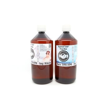 Hogshead Taste - Base 1000 ml - 0 mg nicotine
