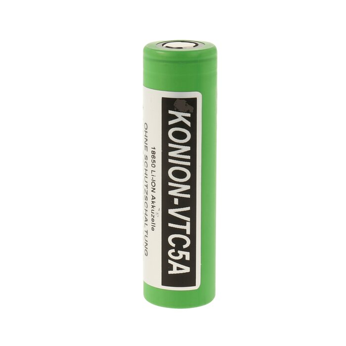 Sony Konion US18650 VTC5A 2500 mAh