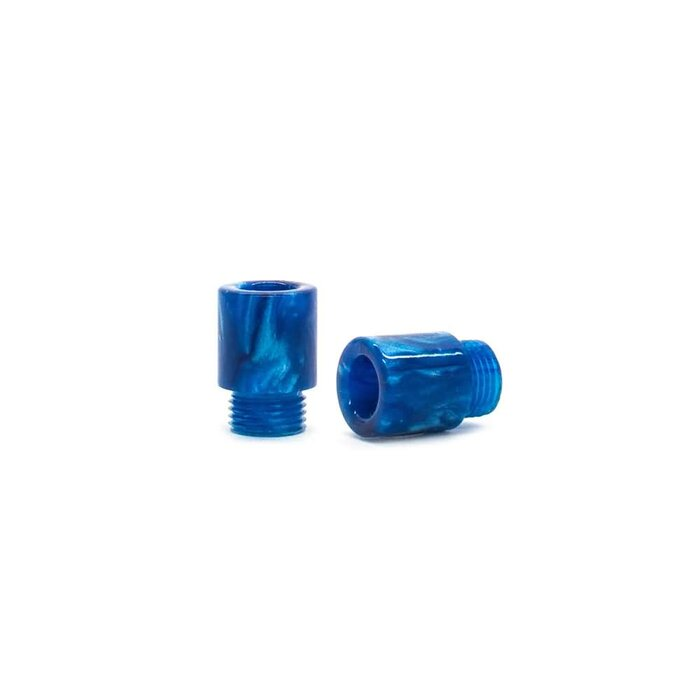Vapor Giant Delrin DripTip - Resin Cap S Blue