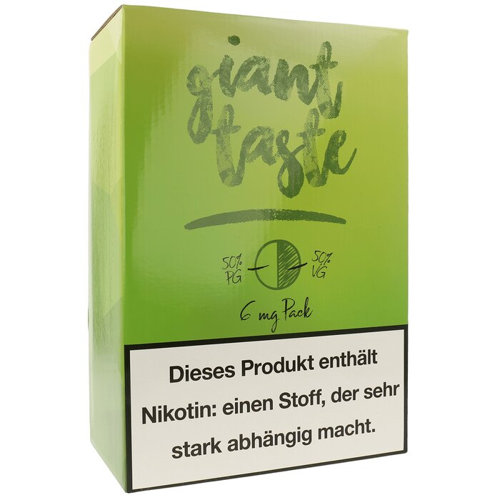 Giant Taste Base Multipack 50/50 1L 6 mg
