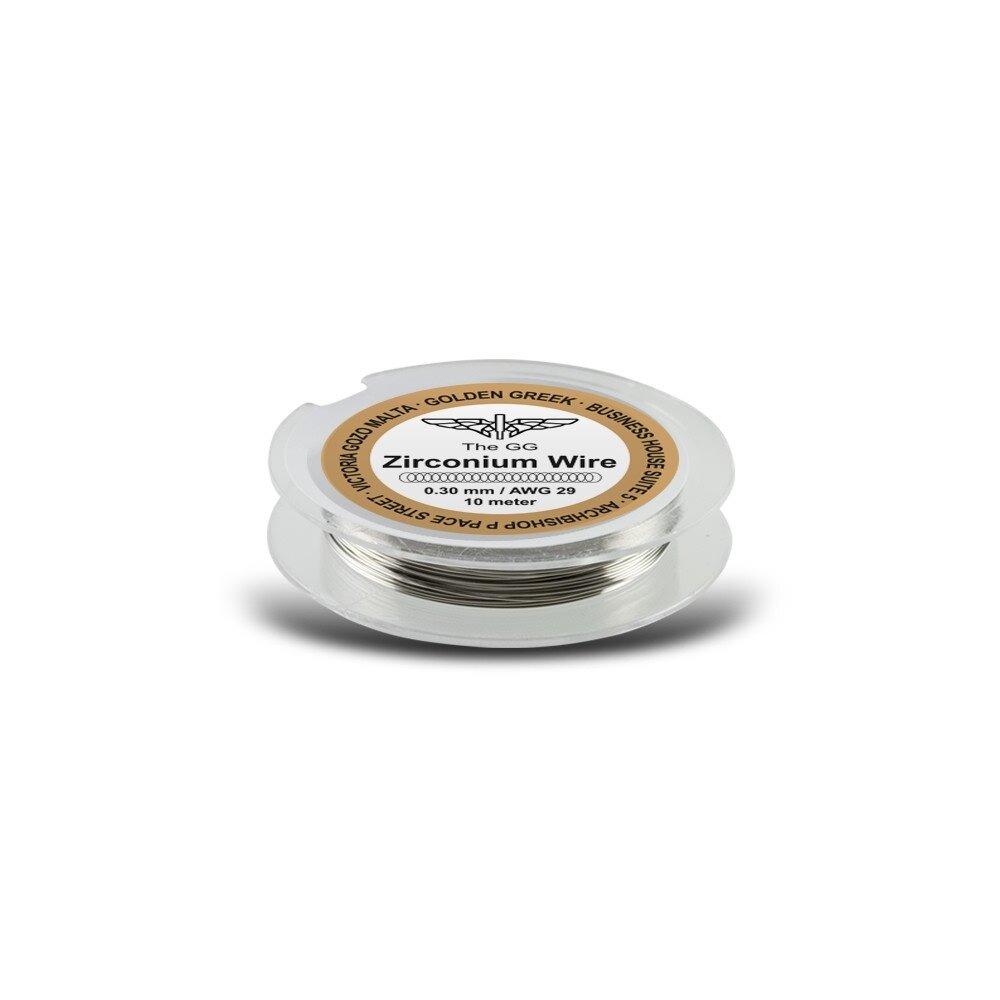 Zirkonium Heizdraht 0,30 mm