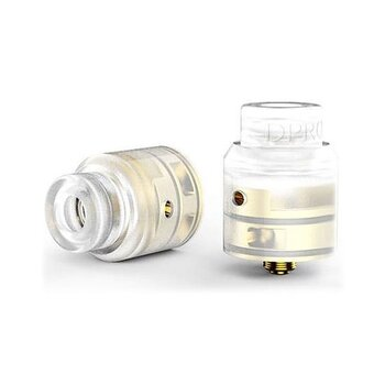 DPRO RDA - PCTG (Weiß/Transparent)