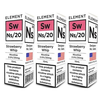 Strawberry Whip - Ns20 Pods