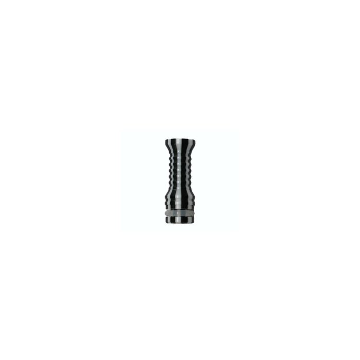 Striped Drip Tip 510 Grooved